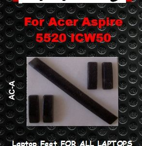 Laptop Feet for ACER ASPIRE 5520 ICW50 Compatible Kit (5 Pcs Self Adhesive)