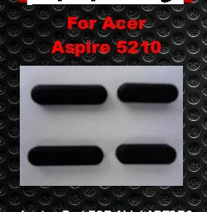 Laptop feet for ACER ASPIRE 5210 Compatible kit  (4 pcs self adh.)
