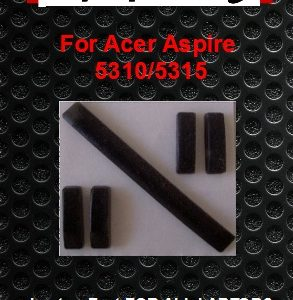 Laptop Feet for ACER ASPIRE 5310 JDW50 Compatible Kit (5 Pcs Self Adhesive)