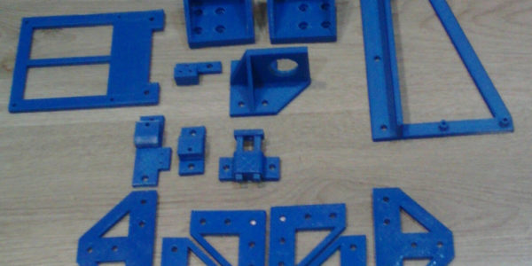 Conversion Kit ANET A8 to AM8 for Metal Frame PETg